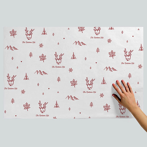 Northern Pattern - Wrapping Paper