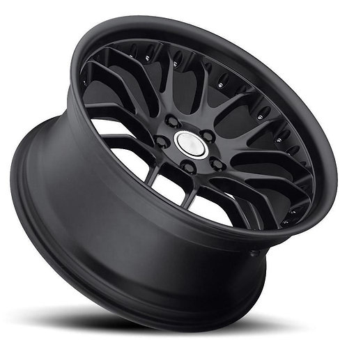 Black Forged Car Wheels