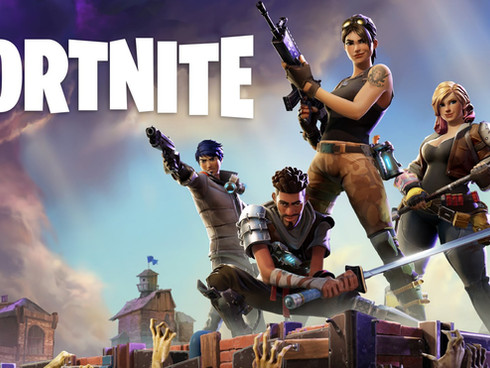 GIVE FORTNITE A TRY!