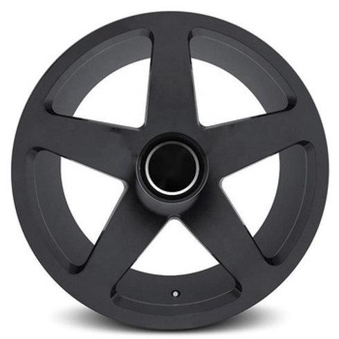 Black Forged Rim/Wheels