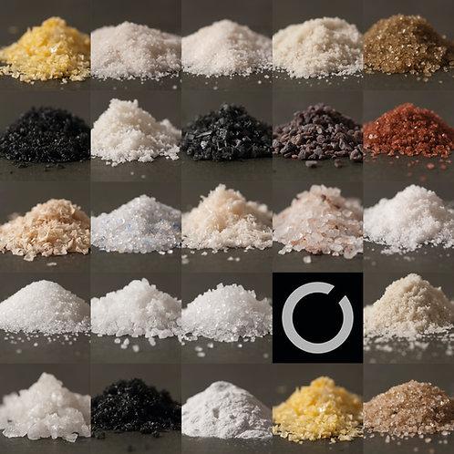 50 mal Salz