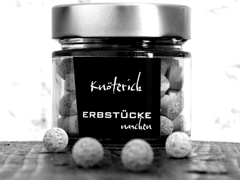 Neueröffnung vom ERBSTÜCKE-Dawanda-Shop 2013