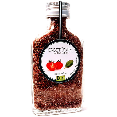 Tomate-Basilikum-Dip