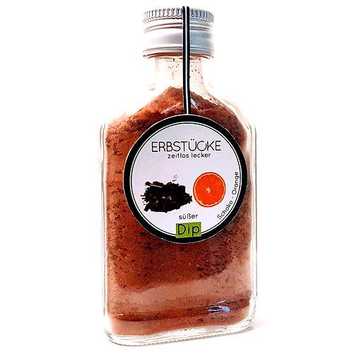 Schoko-Orange-Dip