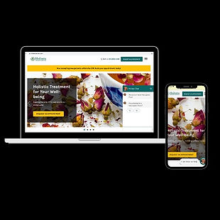 Holistix Clinic Website