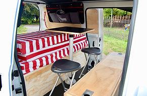 table-van