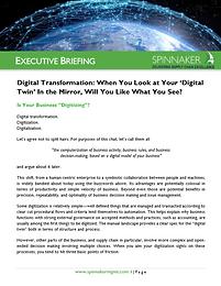 Digital Transformation - Digital Twin .p