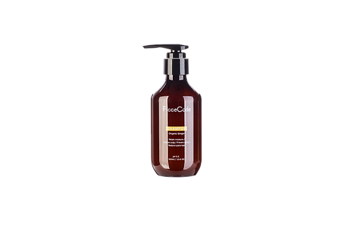 FicceCode Shampoo with Organic Ginger 300ml
