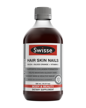 Swisse Ultiboost Hair Skin Nails Liquid
