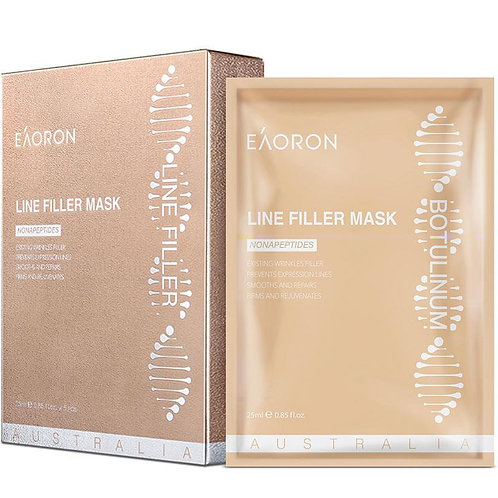 Eaoron Line Filler Mask 5pcs x 25ml