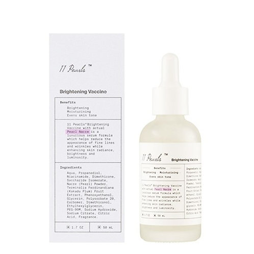 11 PEARLS by Unichi Brightening Vaccine 50 mL