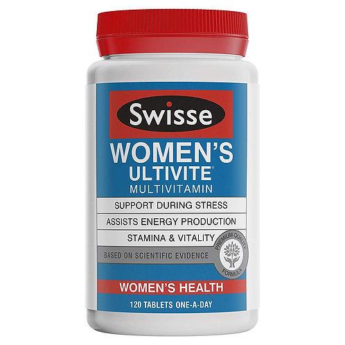 Swisse Women's Ultivite Tablets