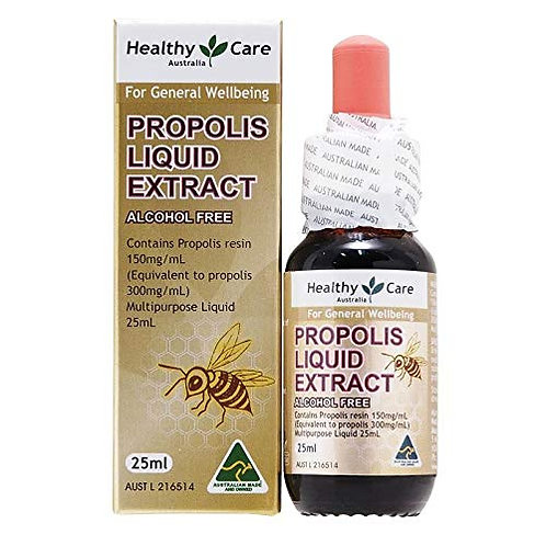 Healthy Care-Propolis Liquid Extract Alcohol Free 25ml