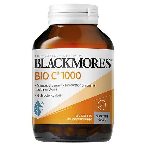 Blackmores Bio C 1000 150 Tablets