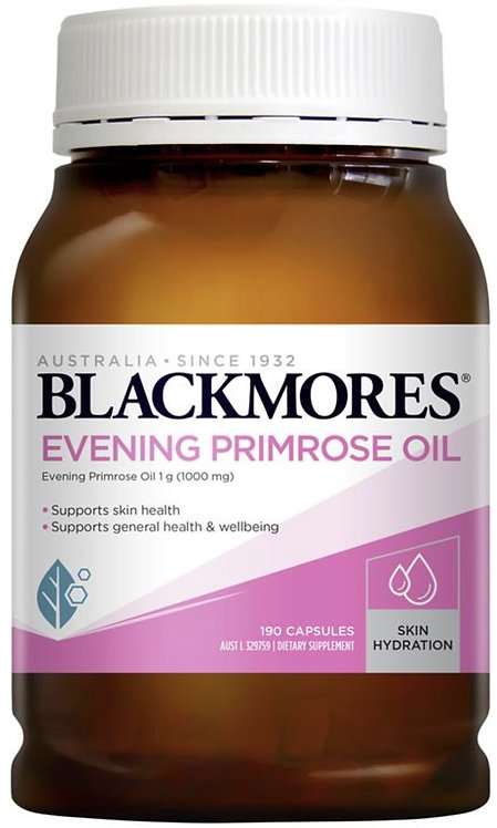 Blackmores Evening Primose Oil 1000mg (190 Capsules)