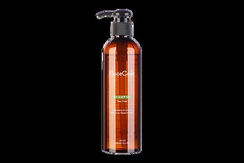 FicceCode Tea Tree Shampoo 260ml