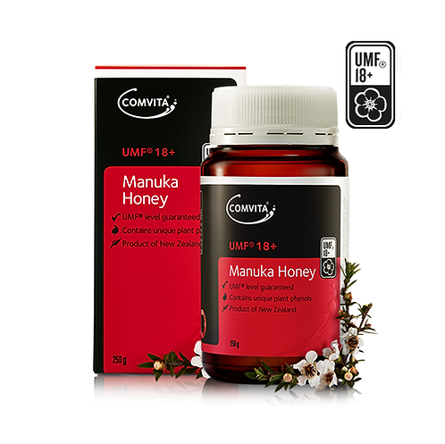 Comvita UMF 18+ Manuka Honey 250g (Not Available in WA)