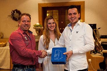 Elite Cube Gewinner Mario Dopfer Verlosung