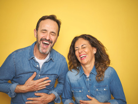 Smích jako lék pro tělo i pro duši