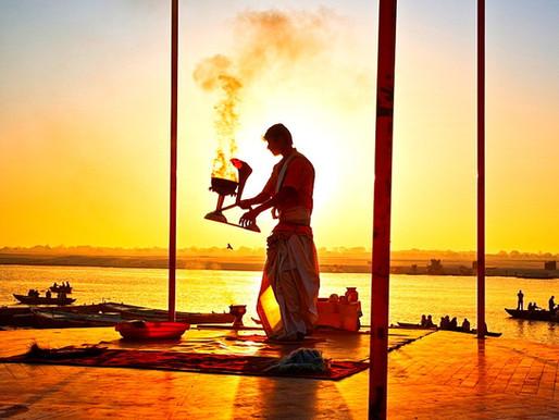 Shanti Mantra for Peace - Asato Ma Sadgamaya