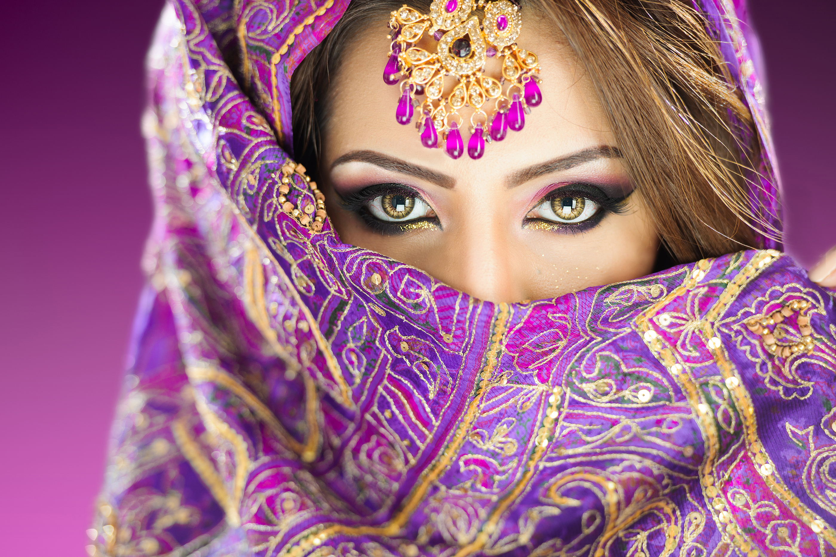 Bejewelled Bazaar, Indian Bridal