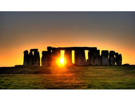 Summer Solstice 2017 - The Longest Day of the Year