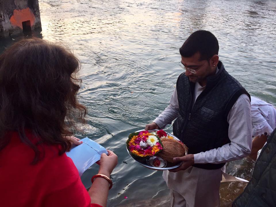 Sunrise Puja Haridwar