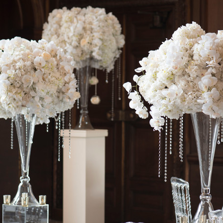 Great tips and ideas for flowers and decor.(Part 1)