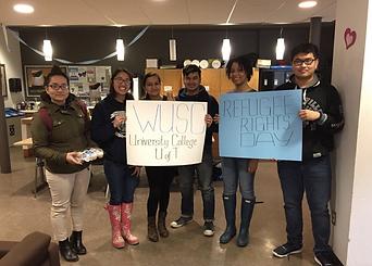 WUSC UC Chapter