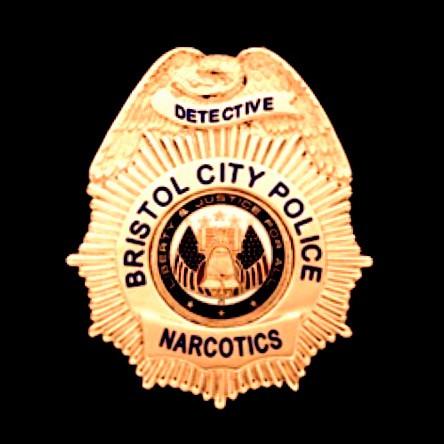 Bristol City Police Department badge