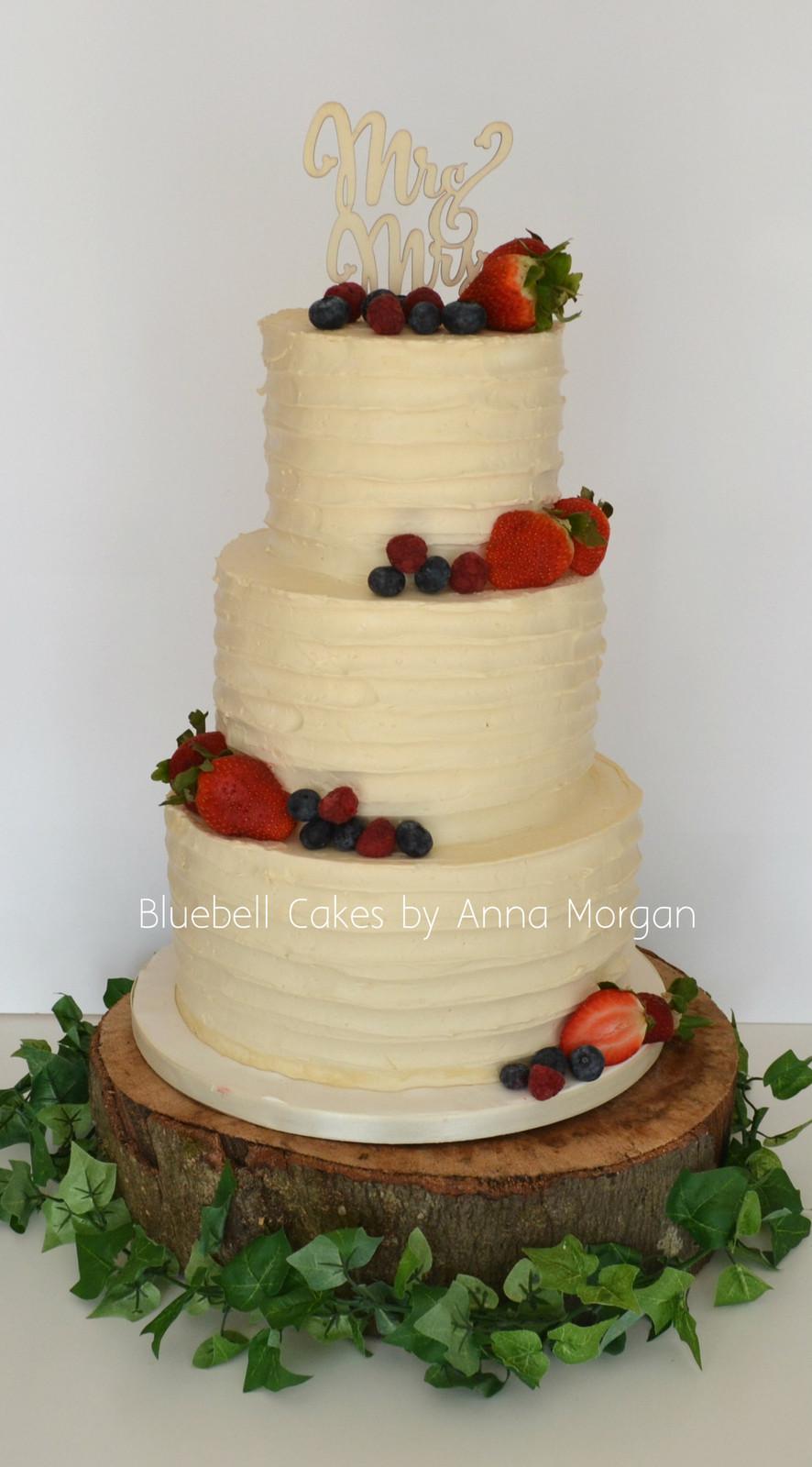 Bluebell Cakes Wedding Cakes