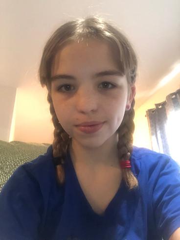 Josie Thompson - 6th Grade (2020)