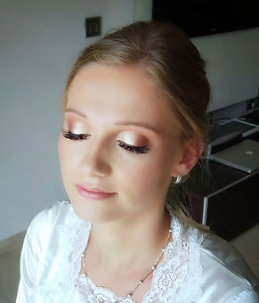 Bridal Hair and Makeup Mallorca