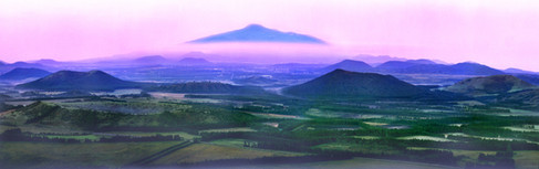Hallasan Mountain and Oreum Volcanic Cone