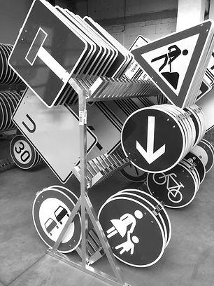 Lagergestelle, Transportgestelle