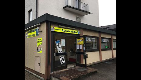 Neu-Ulm / Zulassungsservice