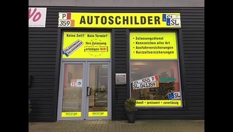 Schleswig / Zulassungsservice