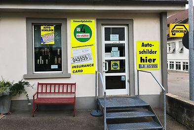 Vaihingen a. d. Enz / Zulassungsservice