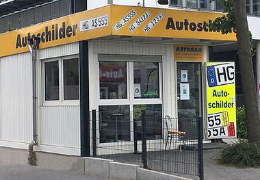 Bad Homburg / Zulassungsservice
