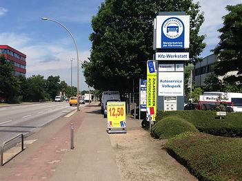 Hamburg Bahrenfeld