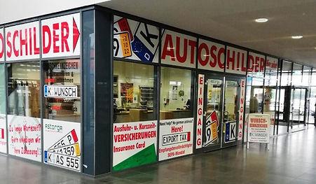 Köln / Zulassungsservice