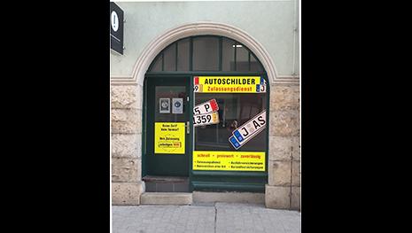 Jena  Zulassungsdienst