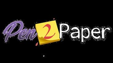 Pen 2 Paper