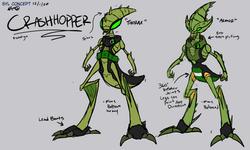 Crashhopper