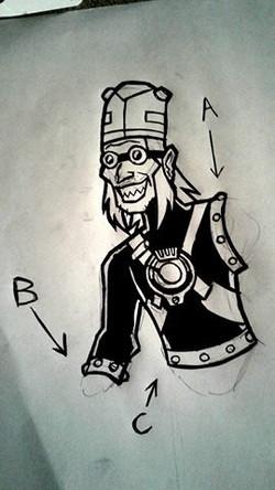 Dr. Animo Concept 1