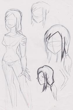 Gwen Tennyson Concept