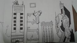 Buildings Sketch