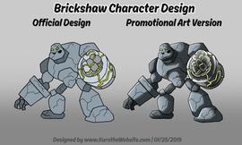Brickshaw Promo