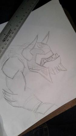 Wildmutt Armor Concept 2