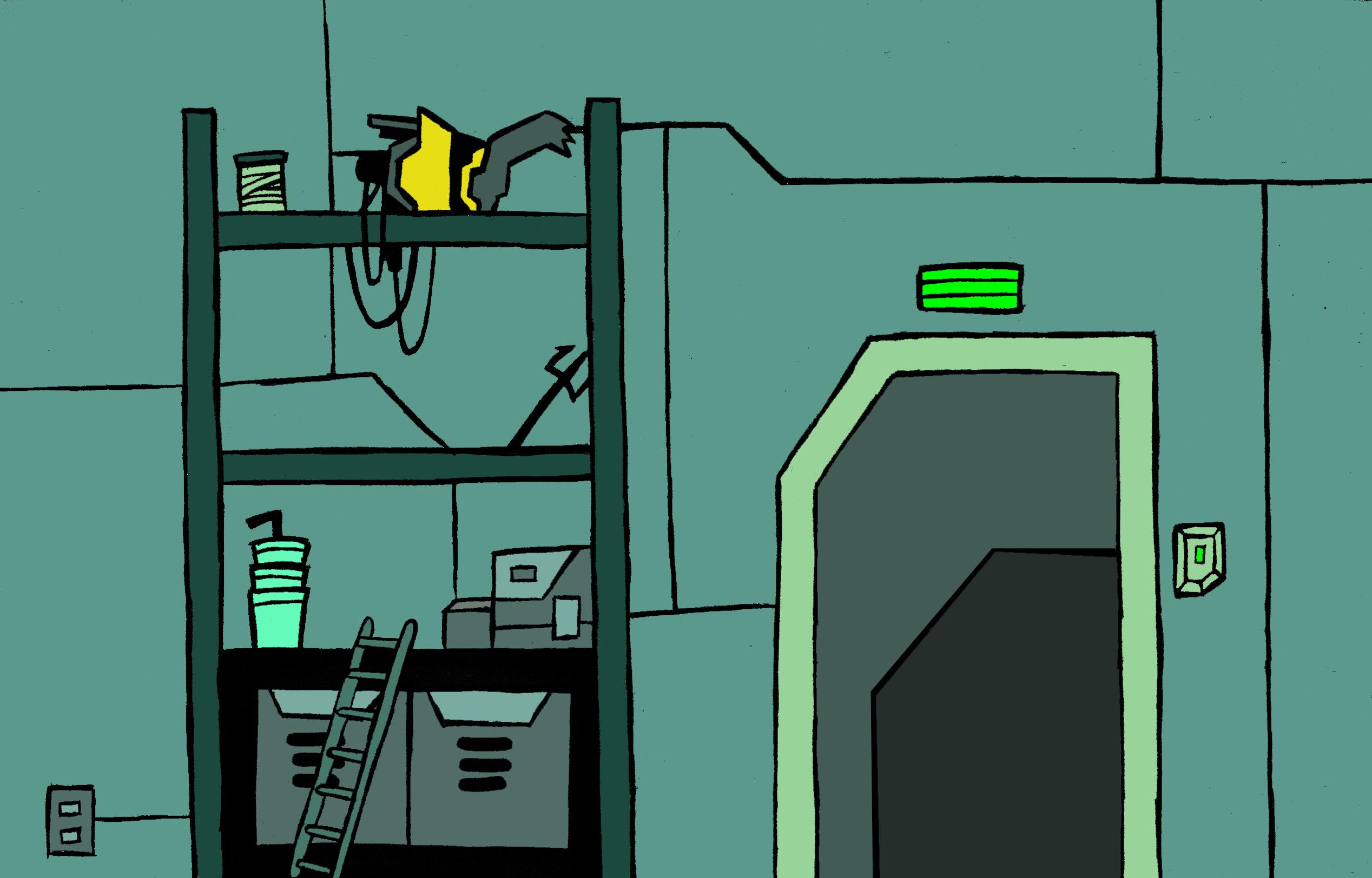 Plumber Lab Background 1